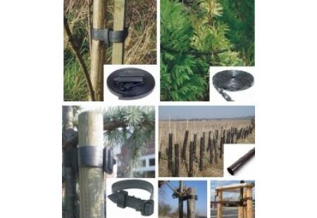 Taimede kaitse ja toestus  (spaleer)