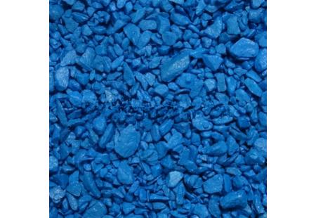 Sinine dekoratiivne killustik SANGRIT BLUE