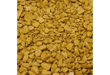 Kuld-kollane dekoratiivne killustik SANGRIT GOLDEN-YELLOW