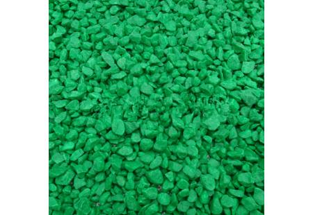 Roheline dekoratiivne killustik SANGRIT GREEN